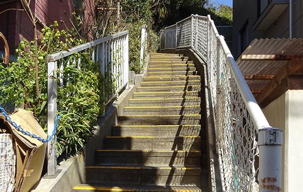階段が多い家